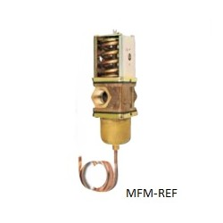 V46 BB-9510 Johnson Controls water control valve with shut-off and for saltwater,  1/2