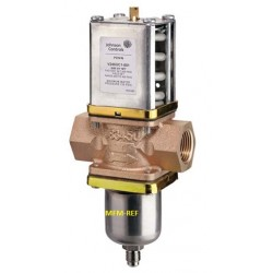 """V246GD1B001C Johnson Controls válvula de controle de água nos dois sentidos 1"""" Para a água da cidade"""