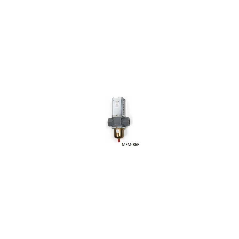 """V46AD-9511 Johnson Controls  válvula de controle de pressão controlada de água 1"""" Para a água da cidade"""