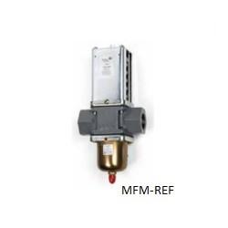 V46AE-9510 Johnson Controls válvula de controle de pressão controlada de água 1.1/4 Para a água da cidade