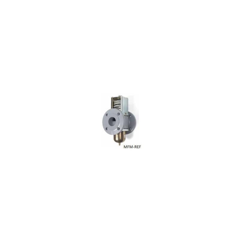 """V46 AS-9300 Johnson Controls drukgestuurde waterregelventiel voor stadswater 2"""" Flensaansluiting."""