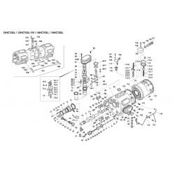 Daikin originele onderdelen en wisselstukken van airconditioning en koude techniek