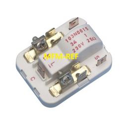 Danfoss relais 103N0015
