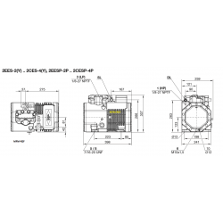 2EES-3Y Bitzer compresseur
