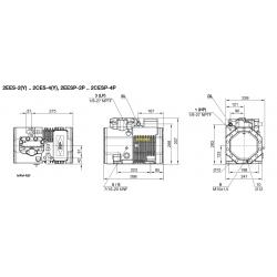 2EES-3Y Bitzer compressore