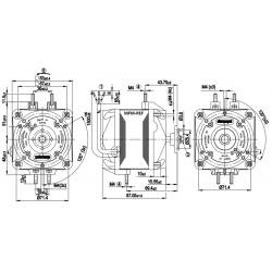 M4Q-045-EA01-75 EBM-Papst