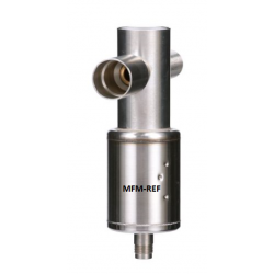 Emerson EX5-U21 electronic control valve stepper motor powered