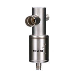 EX5-U21 Emerson motore passo a passo di valvola controllo elettronico alimentato