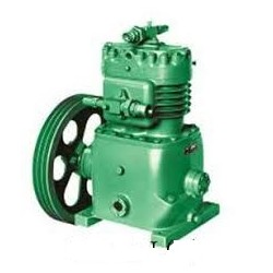 0Y Bitzer open compressor for R134a. R404A. R507