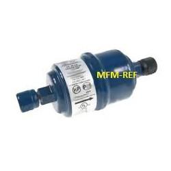 """ADK 032 Alco filtro secador - / 1/4"""" conexão SAE-Flare modelo fechado"""