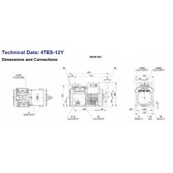 4TES-12Y Bitzer 4TCS-12.2Y