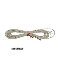 ECN-S60 Alco temperatuurvoeler standaard NTC+stekker 6 mtr -50C° / +105C°