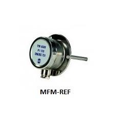TR 830 VDH temperatuur sensor PT100 dompelvoeler met transmitter 4-20 mA