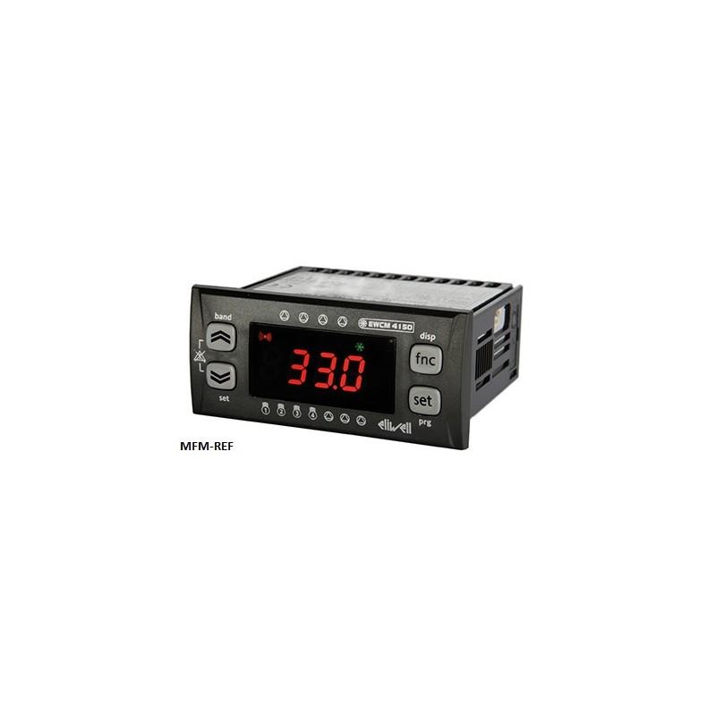 EWCM4120 Eliwell seletor eletrônico 12V. EM6A12001EL11