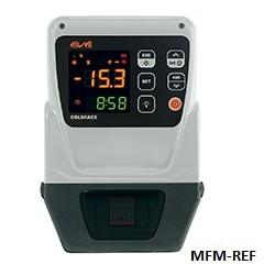 EWRC 500 LX Coldface Eliwell comlete koel/vries regelaar 230V + Buzzer+ Real Time Clock