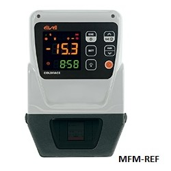 EWRC 500 LX Coldface Eliwell completare cool / controllo freeze  Cicalino   Orologio in tempo reale (230Vac)