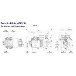 4GE-23Y Bitzer 4G-20.2Y