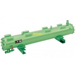 K033N Bitzer intercambiador de calor condensador refrigerado por agua caliente gas