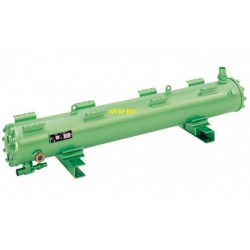 K033N Bitzer water cooled condenser, heat exchanger hot gas