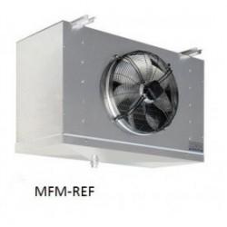 GCE 351E8 ED ECO evaporador espaçamento entre as aletas: 8.5 mm