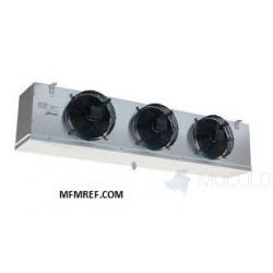 GCE 353A8 ED ECO evaporador espaçamento entre as aletas: 8.5 mm
