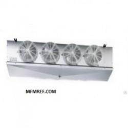 GCE 354F8 ED  ECO evaporador espaçamento entre as aletas : 8.5 mm