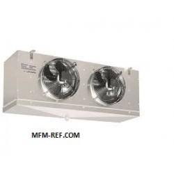 ICE 62D06 DE: ECO industrial evaporador espaçamento entre as aletas: 6 mm