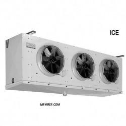 ICE 65D06 DE: ECO industrial evaporador espaçamento entre as aletas: 6 mm