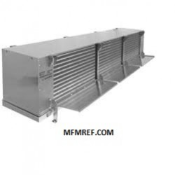 FTE 405A07 ECO luchtkoeler ( groenten en fruit )  Blok verdamper