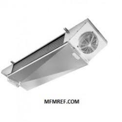 LFE 34EM5 ED ECO enfriador de aire de doble banda espaciamiento Fin: 5 mm