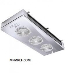 GDE 352E7 ECO refrigerador de ar lados lance Fin: 7 milímetros