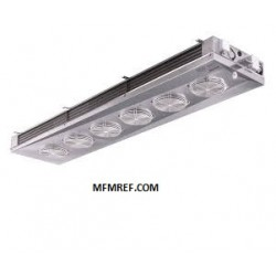 CGD 362A7 ECO double-throw air cooler Fin spacing: 7 mm