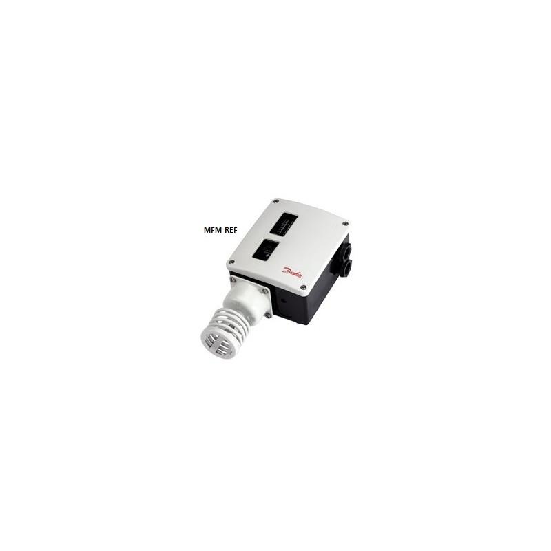 RT17 Danfoss termostato diferencial com vapor de carga -50°C / -15°C. 017-511766