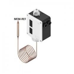 RT101E Danfoss thermostaat voor toepassing in industriële ATEX ruimtes +25°C / +90°C. 017-512866