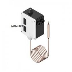 RT107E Danfoss thermostaat voor toepassing in industriële ATEX ruimtes +70°C / +150°C. 017-515366