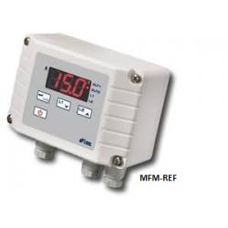 LAE AC1-2WTQ2REB 2-Kanal universal-Thermostat ein-/ausschalten oder PID-thermostat