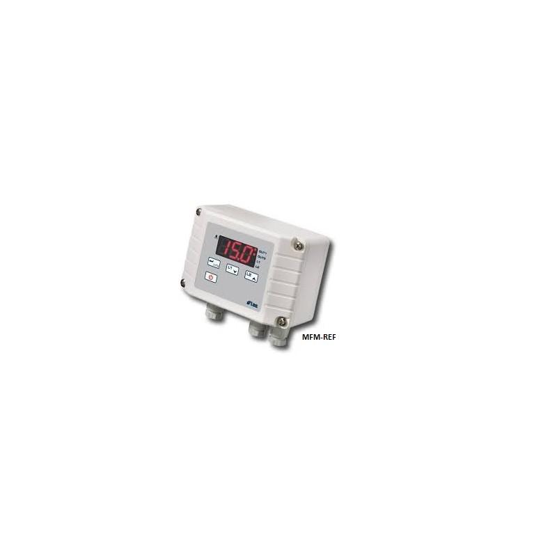 LAE AC1-2WTQ2REB thermostaat 2 kanaals universele aan/uit of PID thermostaat