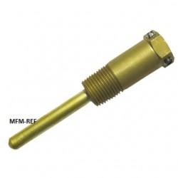 WEL003N601 Johnson Controls aplicação de manga de imersão A99BB