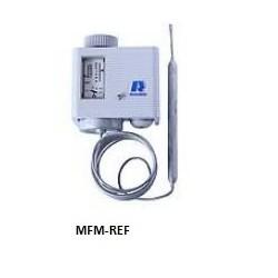 016-6983 Ranco termostato ambiente trasversale +10°C/+40°C