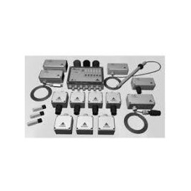 GR24-HFC-NH3-4000 Samon electronic gas leak detection 12-24V AC/DC