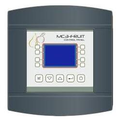 MC3-fruit VDH controller bedieningspaneel opbouw 907.100000