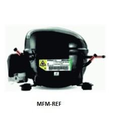EMT6152GK Aspera Embraco compressor 1/4HP R404A / R507 230V/50Hz