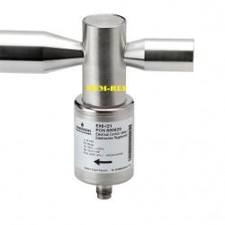 EX6-I21 Emerson elektronische regelventiel stappenmotor aangedreven