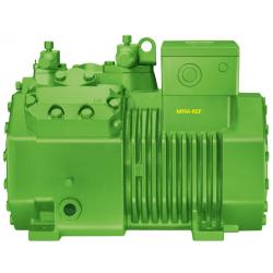 4NDC-20Y Bitzer semi-hermetische Octagon compressor voor R410A