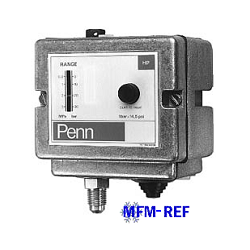 P77BEB-9350 Johnson Controls pressostati alta pressione 3/30 bar