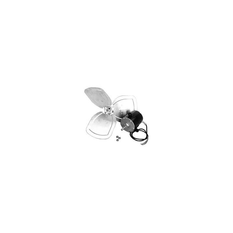 8668594 Tecumseh  Ventilatoreenheid   365mm /24 230V-1-50Hz 120W