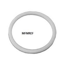 "8.361.007 anel de teflon servindo Rotolock válvulas 1 ""-16 mm interno"