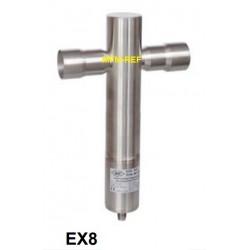 EX8-M21 Alco motore passo a passo di valvola controllo elettronico alimentato 800629