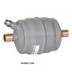 """C-4311-S-T-HH Sporlan Filtro de linha de sucção ODF de 1.3/8"""" e secador de queima"""