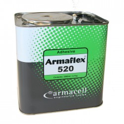 ArmaFlex 520 Adhesive THE ADHESIVE FOR SUPERIOR ARMAFLEX SYSTEM RELIABILITY 2,5 liter